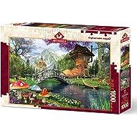 Art Puzzle 4467 Puzzle 1000 Parca Postal 1