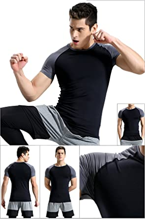 Zesteez Gym Tshirt For Men