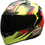Bell Qualifier DLX Full Face Motorcycle Helmet (Electric Hi-Viz, X-Large