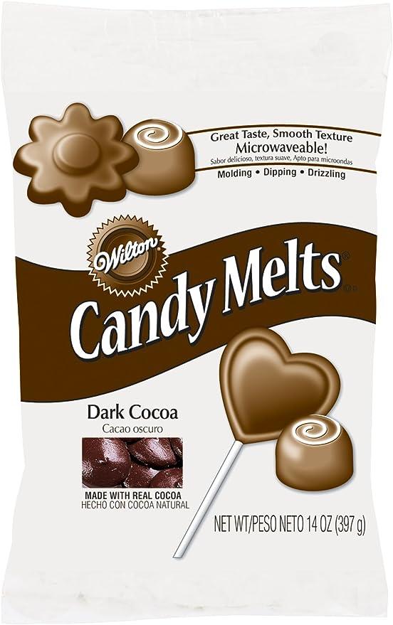 Wilton Dark Candy Cocoa Melts
