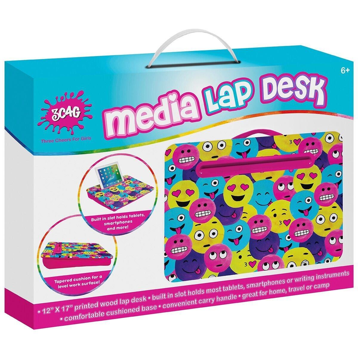 3C4G Emoji Crowd Media Lap Desk (35981)