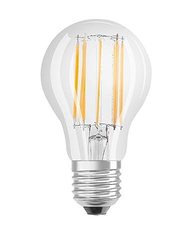 Lampadine A Led Luce Calda.Osram Lampadina Led A Filamento Goccia E27 94w Luce Calda Non Dimmerabile Classe Energetica A Standard Vetro