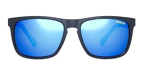 SINNER Oak Gafas de Sol Azul Oscuro Mate