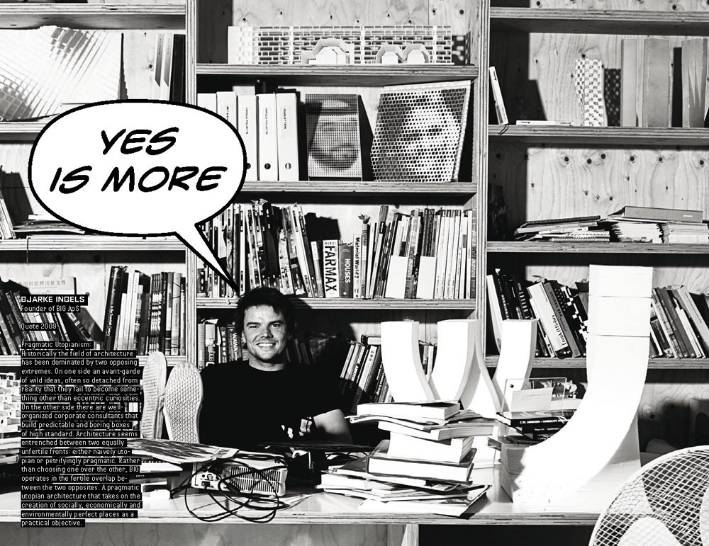 amazon yes is more an archicomic on architectural evolution