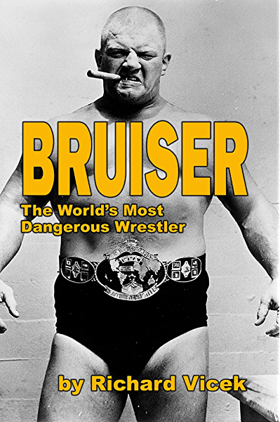 Dick The Bruiser T shirt; Dick The Bruiser Tee shirt