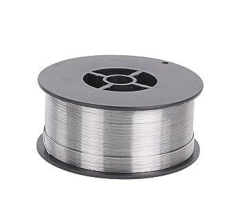 WELDINGER Edelstahl-Schweißdraht V2A 0,8mm 1,0kg (MIG/MAG ...