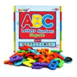 Magnetic Letters and Numbers, ABC Alphabet Magnets for Kids Gift Set-82PCS