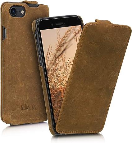 kalibri Funda con Tapa Ultra Fina para Apple iPhone 7/8: Amazon.es ...
