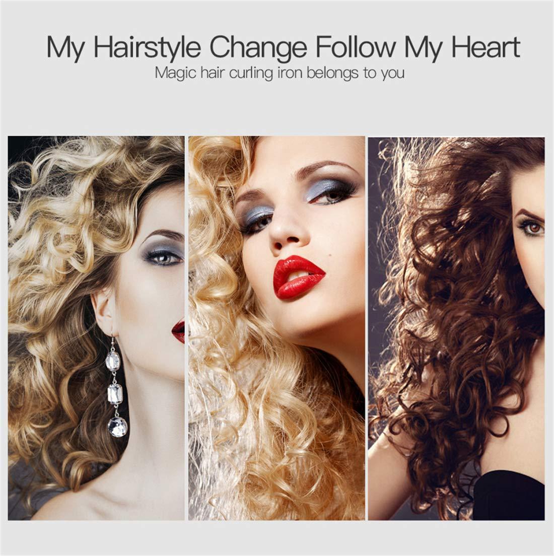 Comparativa rizadores de pelo