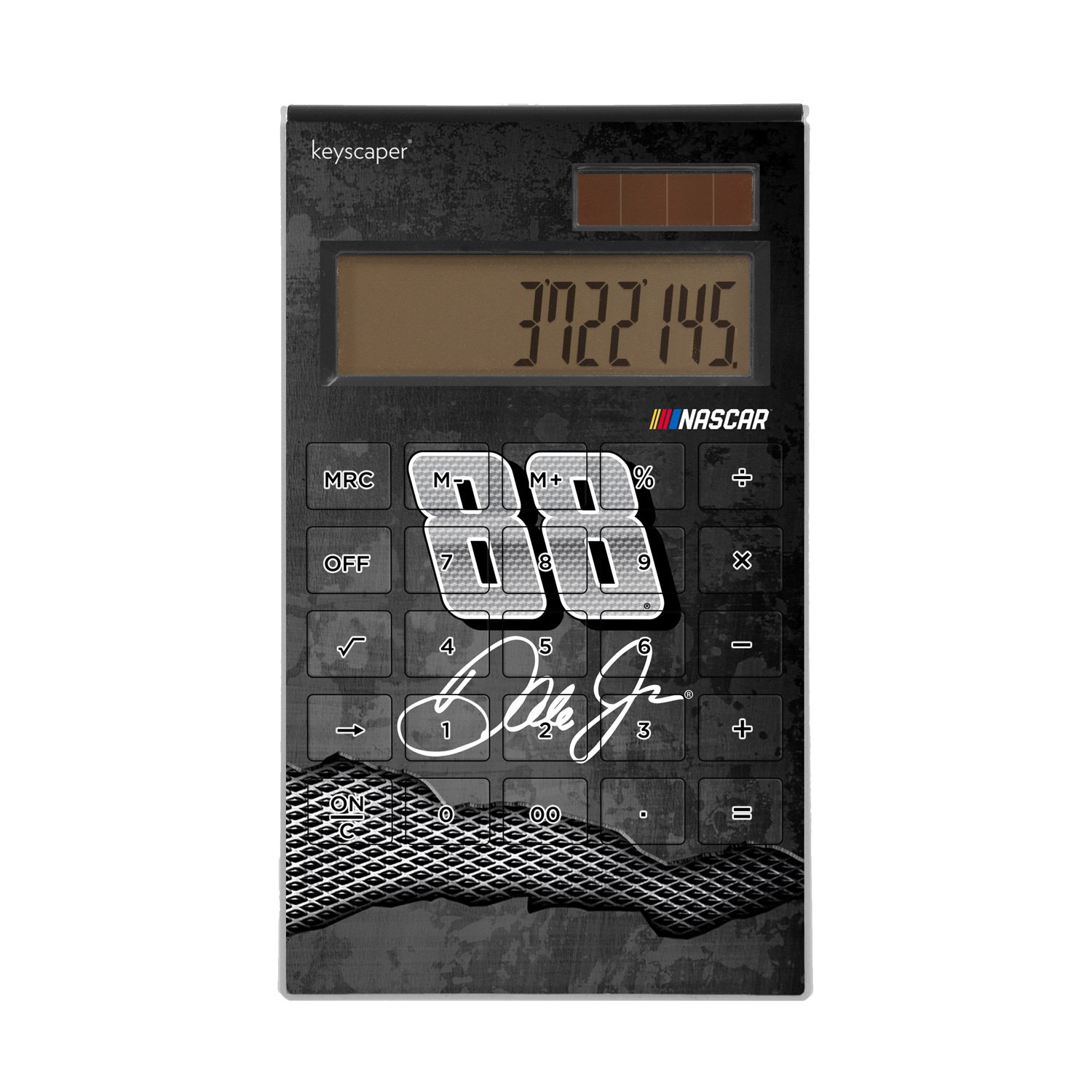 Dale Earnhardt Jr Desktop Calculator NASCAR by Keyscaper