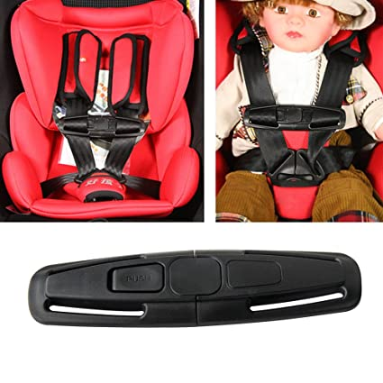 Bebé coche seguridad asiento correa cinturón Lock arnés pecho niño ...