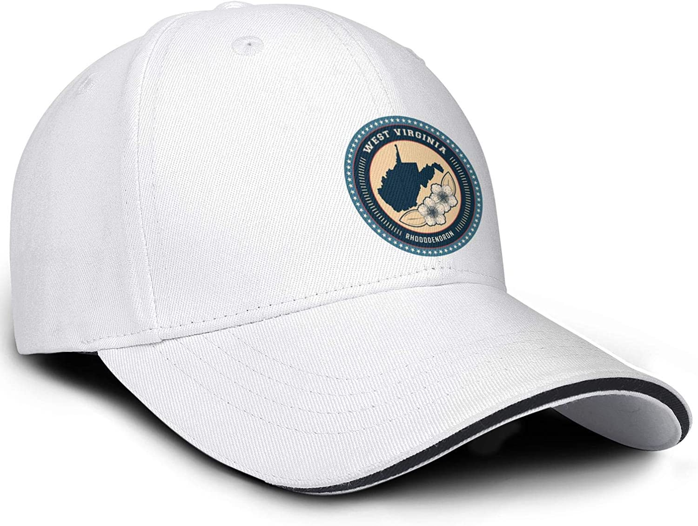 TylerLiu Baseball Cap West Virginia Risk Pool Snapbacks Truker Hats Unisex Adjustable Fashion Cap