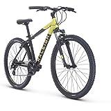 Raleigh Bikes Talus 2 Recreational Mountain Bike, Black