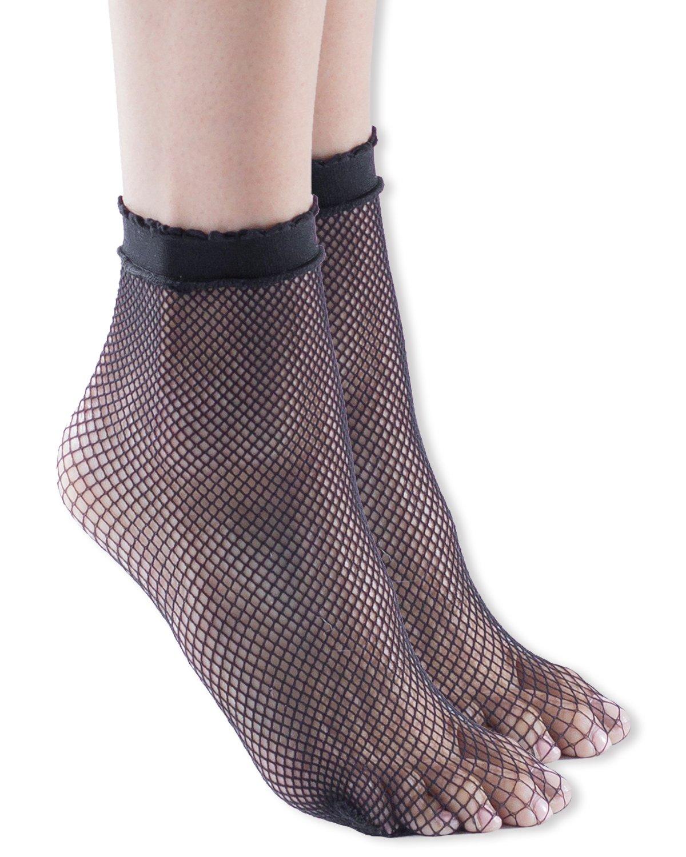 Trasparenze Idra Dress Socks, Nero
