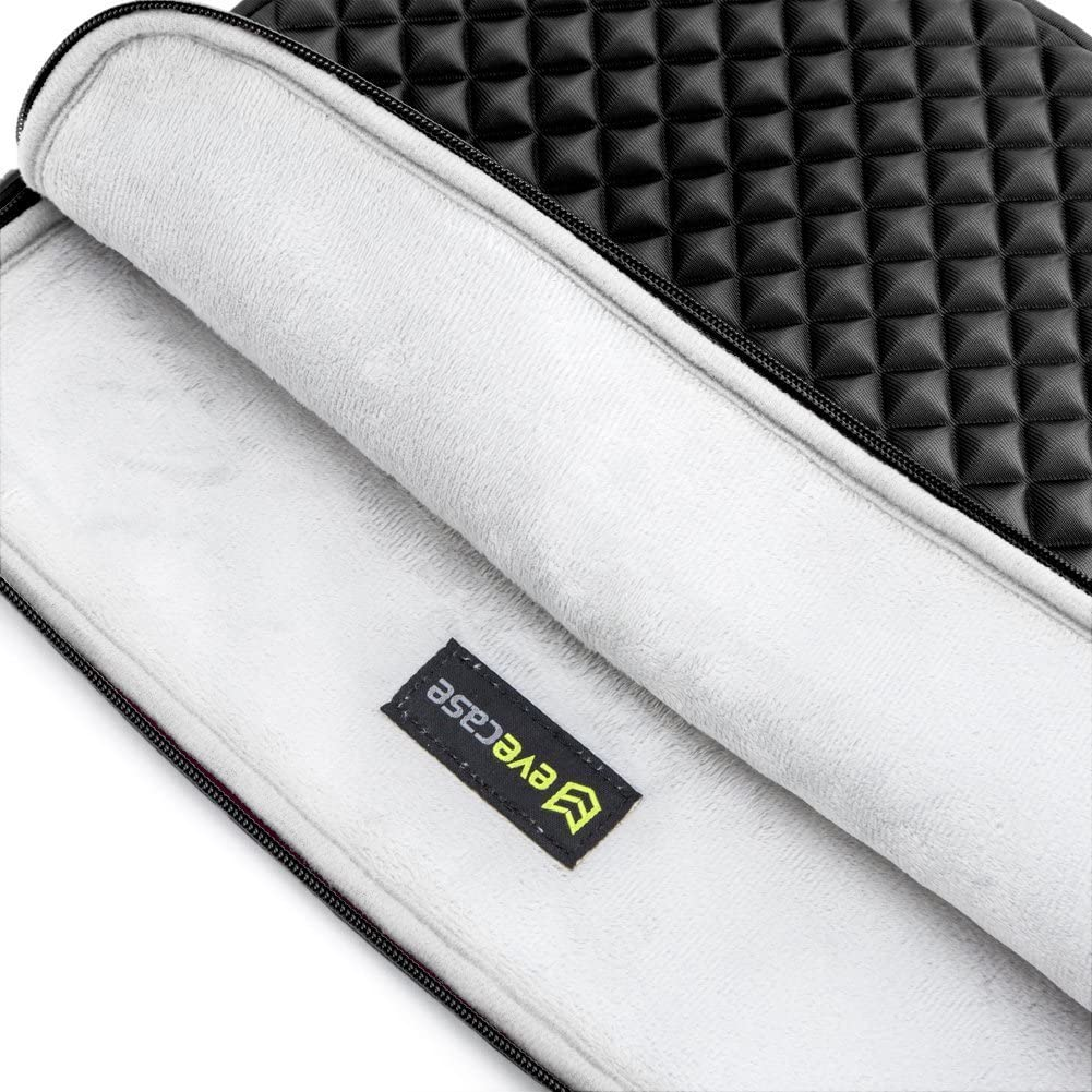 Funny Laptop Sleeve Supernatural Graphic Tablet Bag Durable Neoprene Laptop Protective Bag for Boyfriend Girlfriend White 17inch