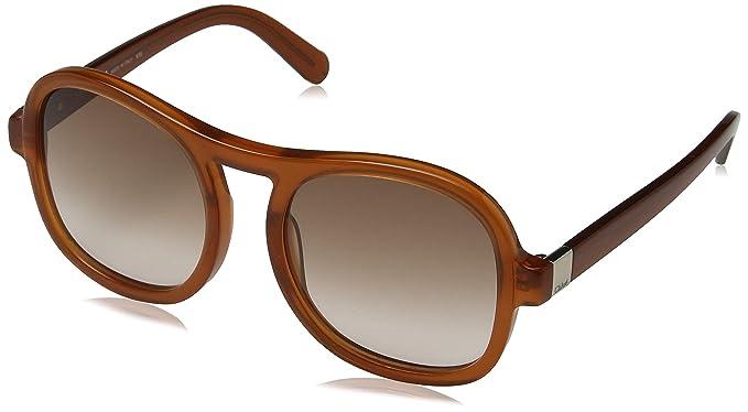 ed434034c634 Amazon.com  Chloe Womens Women s Ce720s 56Mm Sunglasses  Clothing