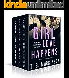 Girl Love Happens Series: G&T Lesbian Romance Season One