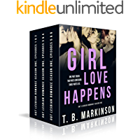 Girl Love Happens Series: G&T Lesbian Romance Season One