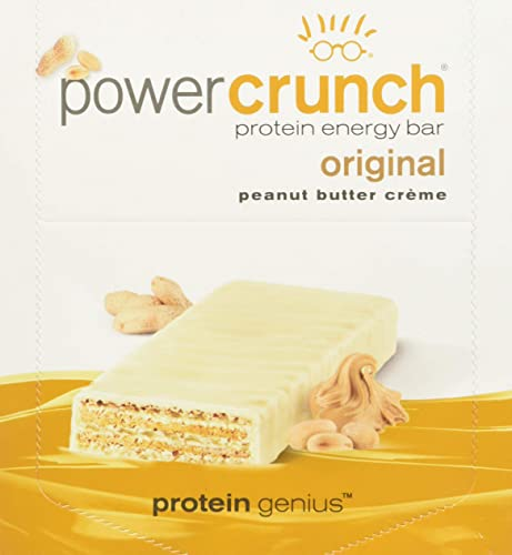 Protein Bar Original Peanut Butter Creme 1.40 Ounces Case of 12