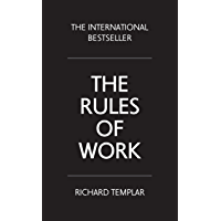 The Rules of Work: A definitive code for personal success (English Edition)