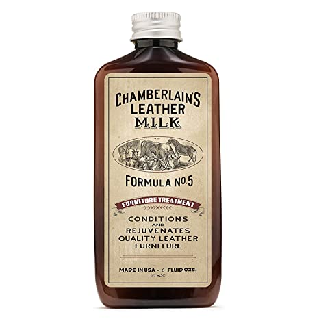 Wondrous Leather Milk Leather Furniture Conditioner And Cleaner Furniture Treatment No 5 For All Natural Non Toxic Leather Care Made In The Usa 2 Ibusinesslaw Wood Chair Design Ideas Ibusinesslaworg
