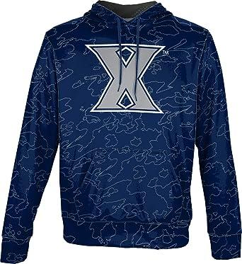 ProSphere Xavier University Girls Pullover Hoodie School Spirit Sweatshirt Topography