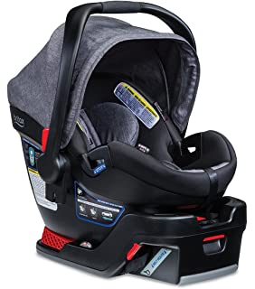 Amazon Com Britax Chaperone Infant Car Seat Black Prior Model
