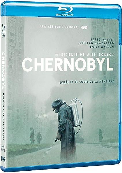 Chernobyl (Miniserie) Blu-Ray [Blu-ray]: Amazon.es: Emily Watson ...