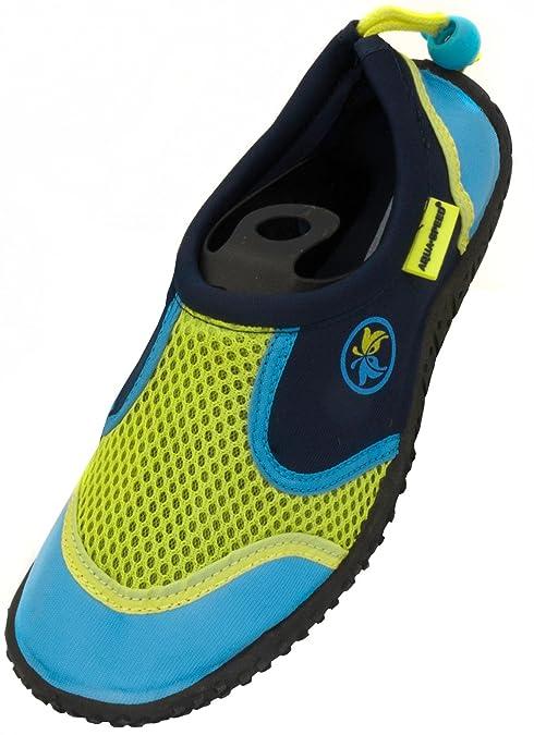 AQUA-SPEED Aqua Zapatos - Zapatos De Agua Para La Playa - Mar - Zapatillas 42c58109129