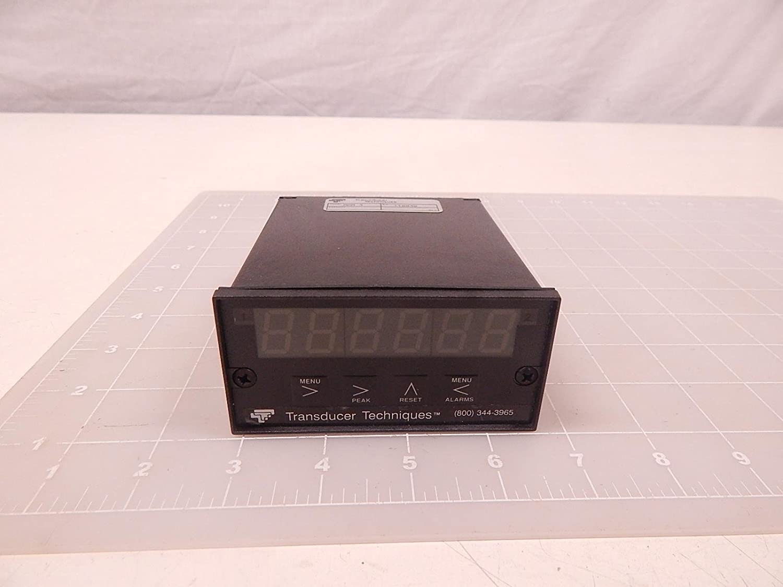 Used TRANSDUCER TECHNIQUES DPM-3 DPM3
