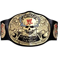 $209 » WWE Stone Cold Smoking Skull Championship Replica Title Belt