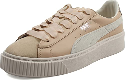 36fced2cba1 Image Unavailable. Image not available for. Colour  PUMA Women s Platform  Up Natural Vachetta Birch ...