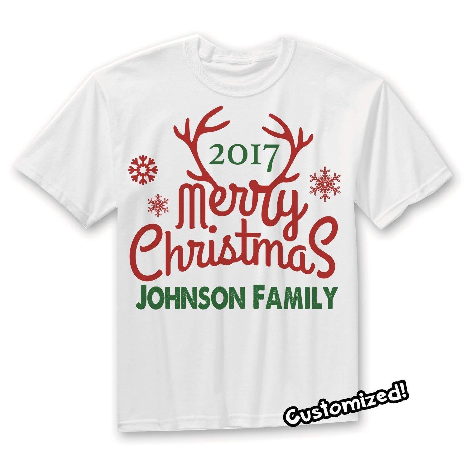 Family Christmas Shirts.Amazon Com Christmas Shirt Family Christmas Shirt