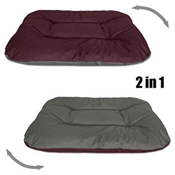100x80x12cm colchón para Perro, 9 Colores, Cama para Perro, sofá para Perro, Cesta para Perro: Amazon.es: Productos para mascotas