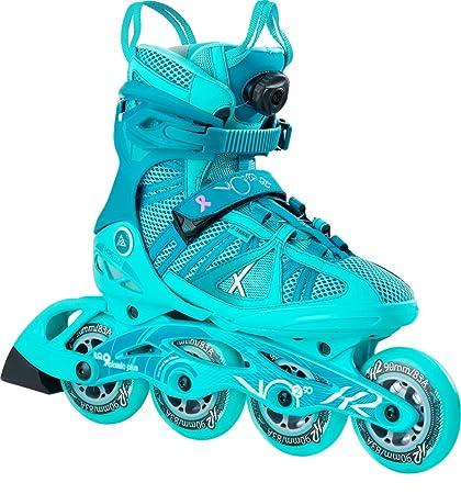K2 2017 Women s VO2 90 BOA Inline Skates – Blue Seafoam – I170201901