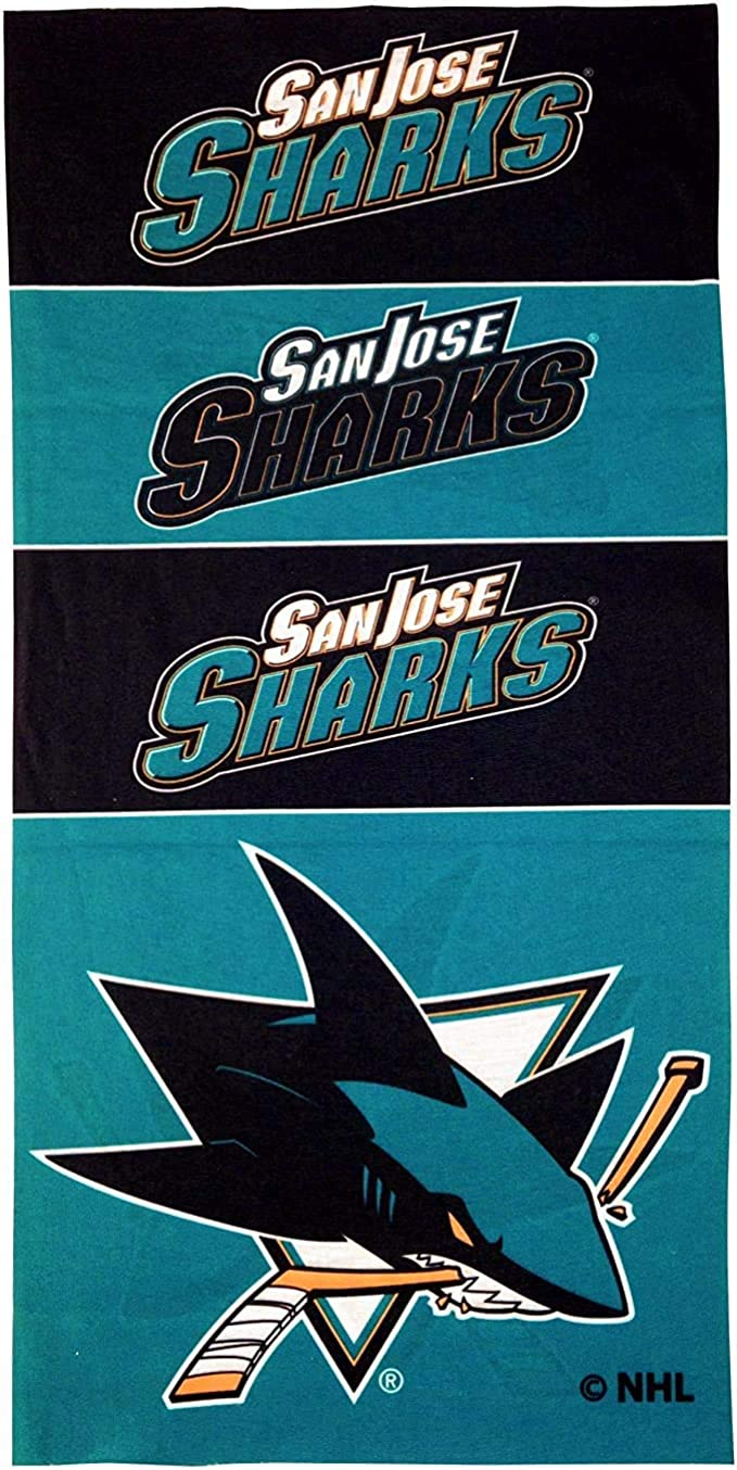 Littlearth NHL San Jose Sharks