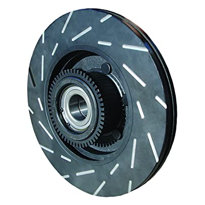EBC Brakes USR7087 USR Series Sport Slotted Rotor: Automotive