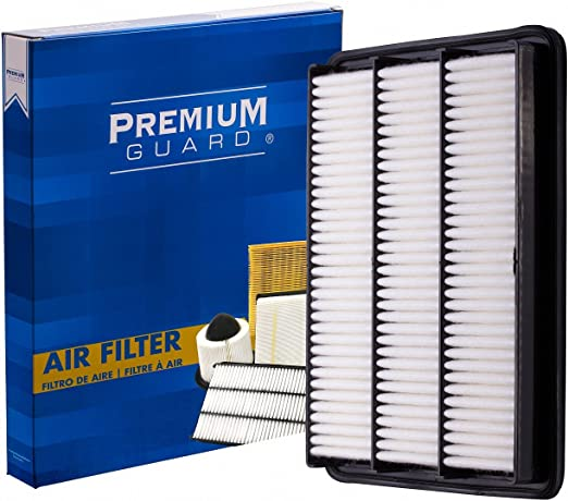 AIR FILTER AF6054 FOR 2009 KIA BORREGO PACKAGE OF TWO