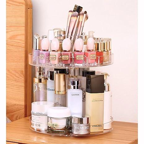 Cajas y soportes Caja de Almacenamiento de cosméticos ...