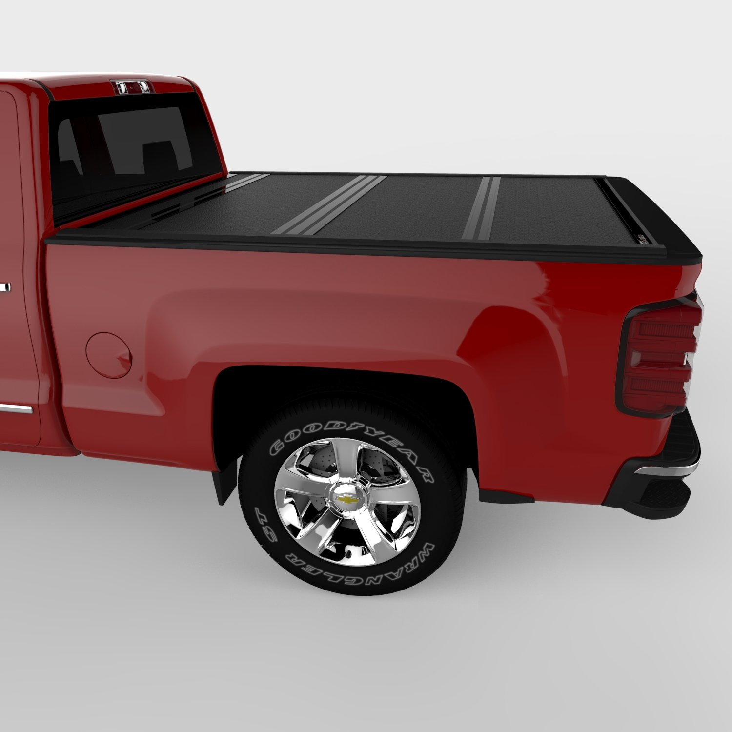 happy i flares am but undercover advice the pretty bed ridgelander fender and just cover an oem with threads some overall installed image have tonneau