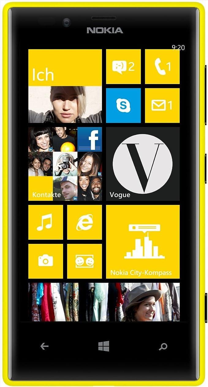 Nokia Lumia 720 - Smartphone libre (pantalla 4.3