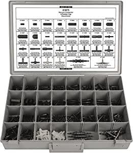 Disco Automotive 8675 Black Plug and Vacuum Connector Assortment