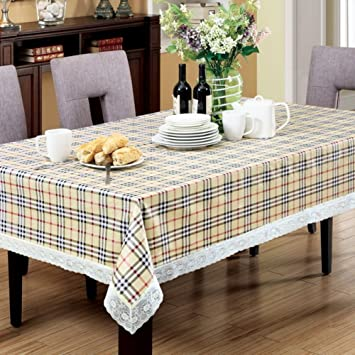 [Waterproof Wallpaper]/PVCSoft Transparent Table Cloth/ Plastic Tablecloths/  Disposable Coffee Table