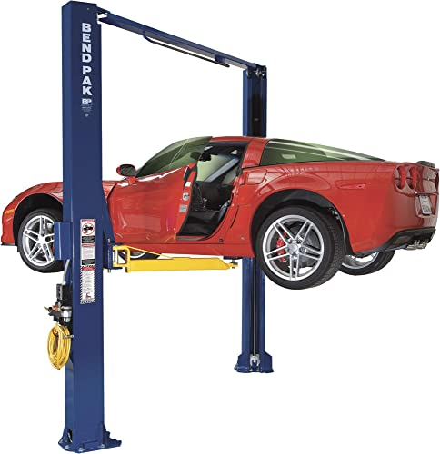 BendPak Dual-Width 2-Post Asymmetric Car Lift