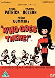 Who Goes There! [DVD]