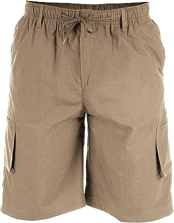 Duke - Pantalones cortos con diseño de bolsillos en la pierna ...