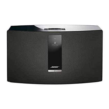 Bose Sound Touch 30 Series Iii Wireless (Bluetooth/Wi Fi) Speaker System   Black   Works With Alexa by Bose