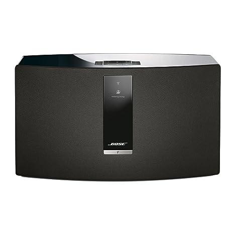 Bose SoundTouch 30 Series III kabelloses Music System (geeignet für Alexa)  schwarz