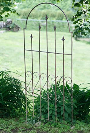 Amazon.com : Arch Metal Trellis 61\