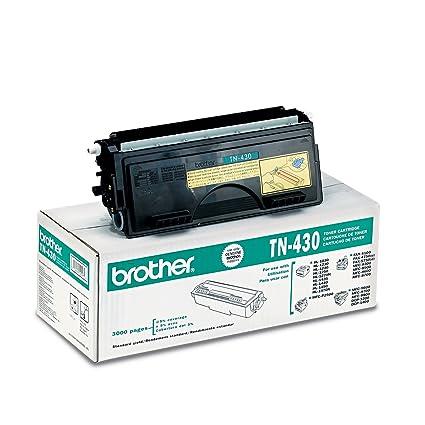 Brother TN430 Toner Cartridge Original Negro - Tóner para ...